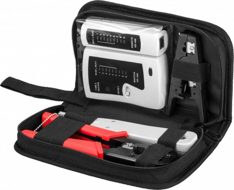 Goobay 97790 Tool Set For Telephone & Network Installation